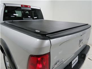 Tonno Pro Lo-Roll Cover On Truck