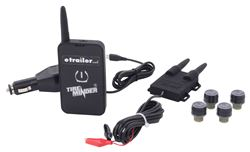 Tire Pressure Monitoring System - Trailer and RV