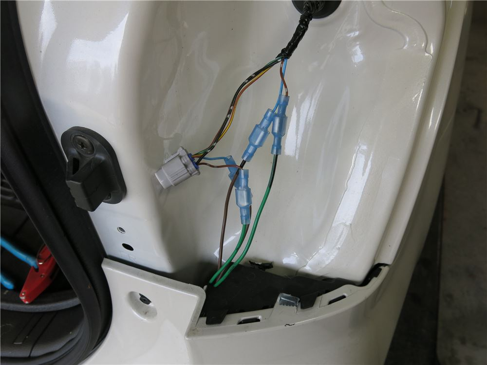 Tow Ready Tail Light Isolating Diode System With 4