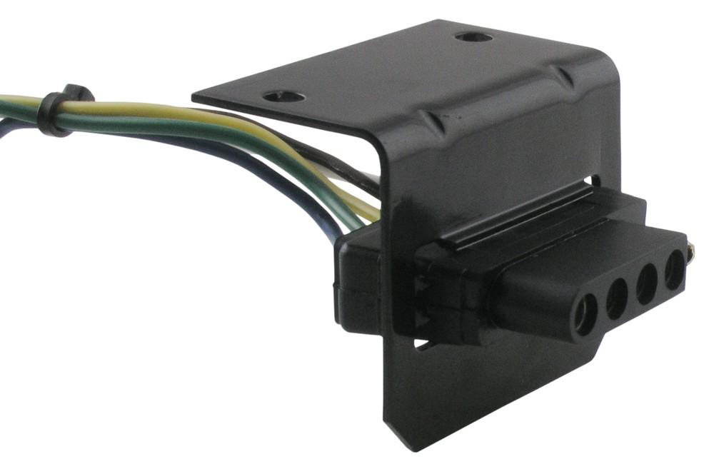 4 way wiring bracket mounting    bracket    for wesbar 5 pole flat tow ready  mounting    bracket    for wesbar 5 pole flat tow ready