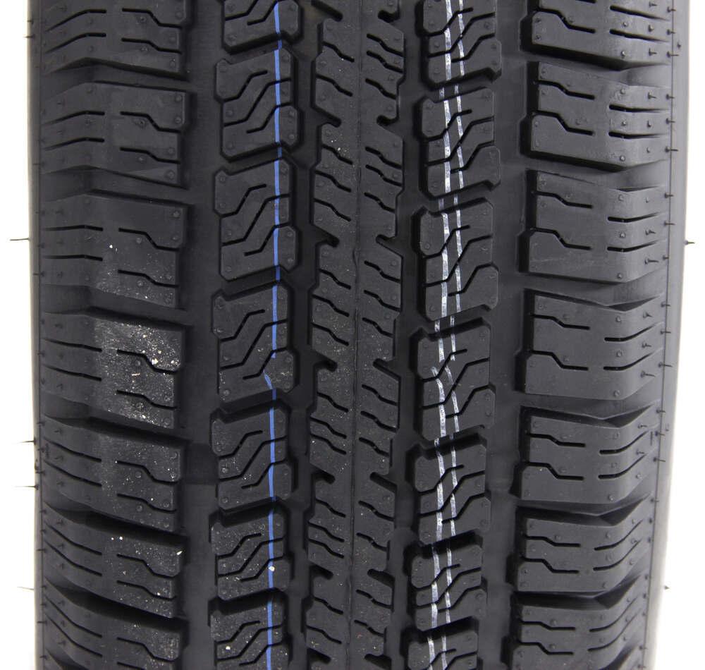 Provider St225 75r15 Radial Trailer Tire Load Range E Taskmaster
