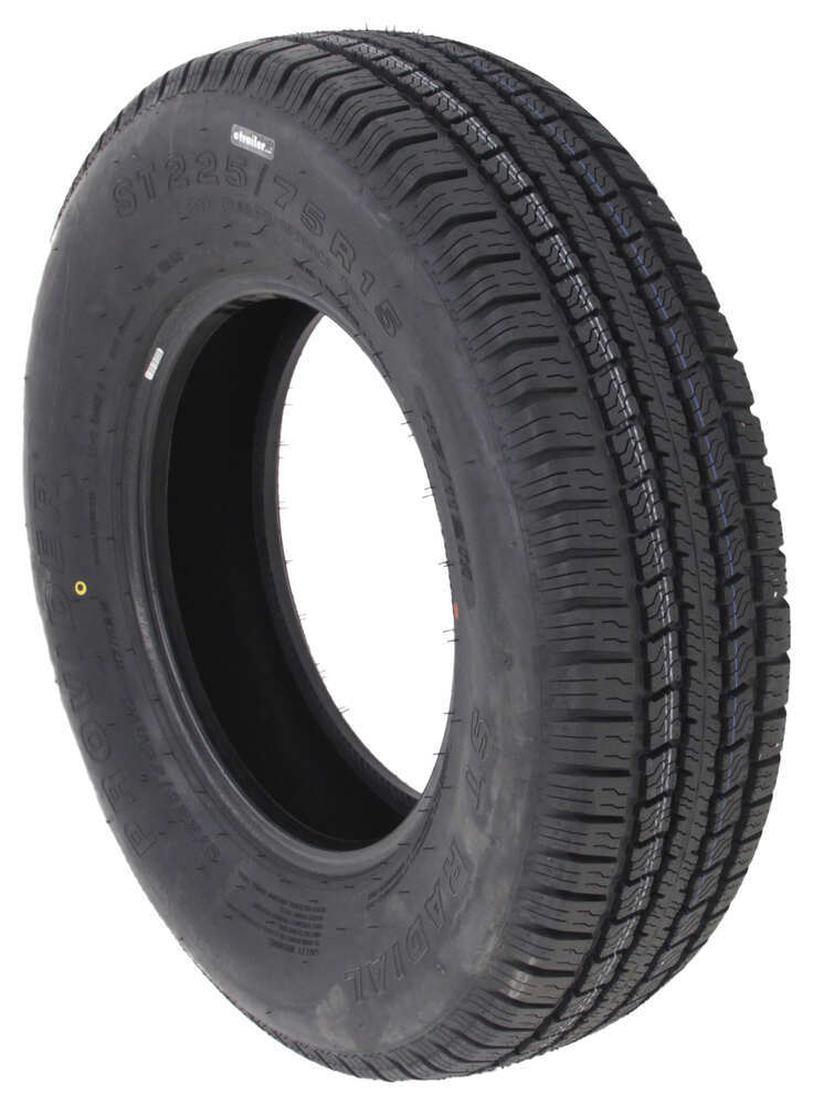 E Rated Trailer Tires Provider ST225/75R15 R...