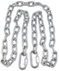 Safety Chains and Cables TR63035 - Quick Links - Tow Ready