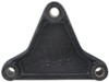 """Triangular Equalizer for 1-3/4"""" Double-Eye Springs - 6-1/16"""" Long - 9/16"""" Center Hole Standard Equalizer TREQ310"""