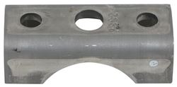 "Spring Seat for Typical 3,500-lb, Round Trailer Axles with 2-3/8"" Diameter"