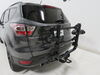 TS02B - Tilt-Away Rack,Fold-Up Rack Kuat Hitch Bike Racks on 2017 Ford Escape