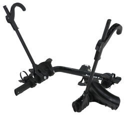 "Kuat Transfer 2 Bike Platform Rack - 1-1/4"" and 2"" Hitches - Wheel Mount - Tilting - Black"
