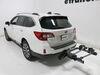 Hitch Bike Racks TS02G - Locks Not Included - Kuat on 2017 Subaru Outback Wagon