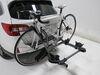 Kuat Tilt-Away Rack,Fold-Up Rack Hitch Bike Racks - TS02G on 2017 Subaru Outback Wagon