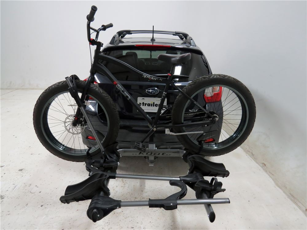 Kuat Transfer 3 Bike Platform Rack For Fat Bikes 1 1 4