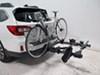 TS03G - Wheel Mount Kuat Hitch Bike Racks on 2016 Subaru Outback Wagon