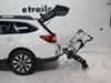 TS03G - Tilt-Away Rack,Fold-Up Rack Kuat Hitch Bike Racks on 2016 Subaru Outback Wagon