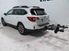 Kuat Wheel Mount Hitch Bike Racks - TS03G on 2016 Subaru Outback Wagon