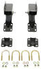 Timbren Trailer Leaf Spring Suspension - TSR2000S03