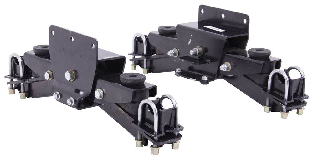 Timbren Silent Ride Suspension For Tandem Axle Trailers W