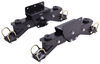 "Timbren Silent Ride Suspension for Tandem Axle Trailers w/ 3"" Round Axles - 7,000 lbs"