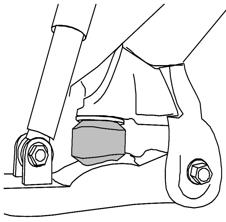 2006 Toyota Tundra Vehicle Suspension