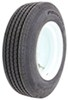 "Provider 215/75R17.5 Radial Tire w/ 17-1/2"" White Dual Wheel - Offset - 10 on 8-3/4 - LR H 10 on 8-3/4 Inch TTWA215H-10WD"