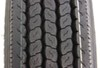 "Provider 215/75R17.5 Radial Tire w/ 17-1/2"" White Dual Wheel - Offset - 10 on 8-3/4 - LR H Load Range H TTWA215H-10WD"