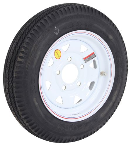 5dd48cf0a8812 Taskmaster 4.80-12 Bias Trailer Tire with 12