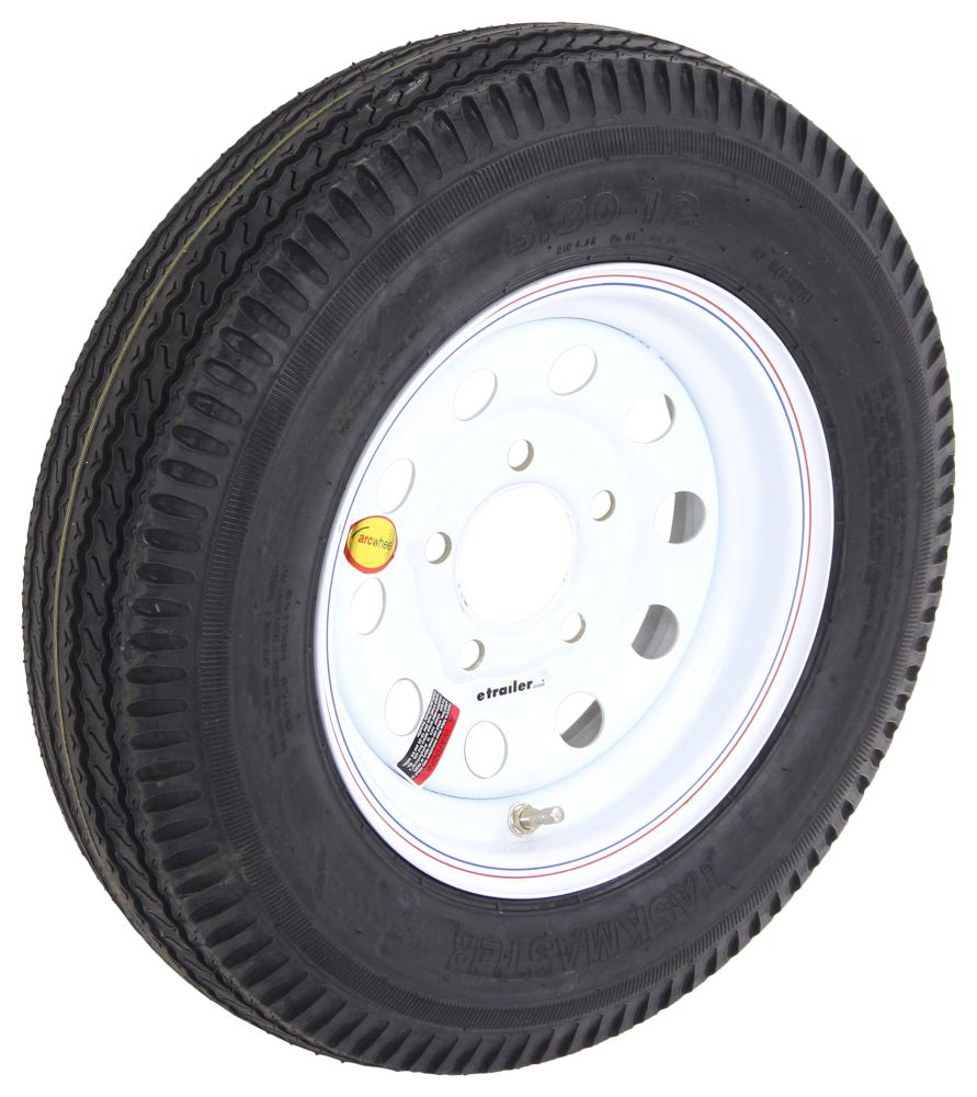 Taskmaster Standard Rust Resistance Tires and Wheels - TTWAS53012WM45HP