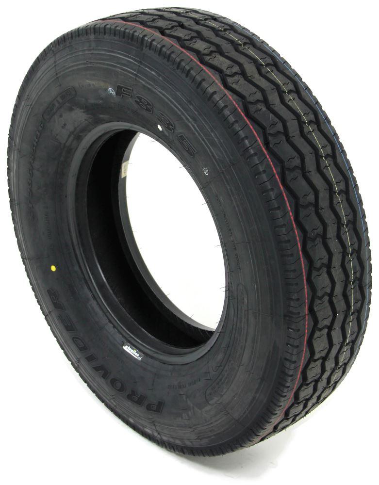 Provider ST235/85R16 Radial Trailer Tire - Load Range G Taskmaster Tires and Wheels TTWPRG235R16