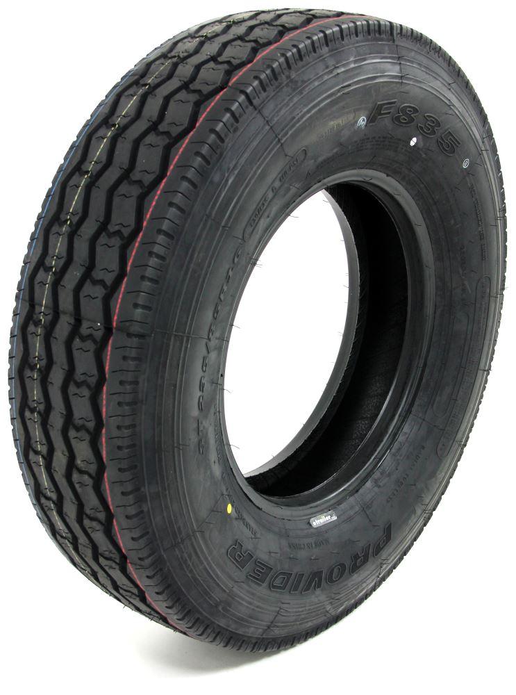 Provider ST235/85R16 Radial Trailer Tire - Load Range G ...