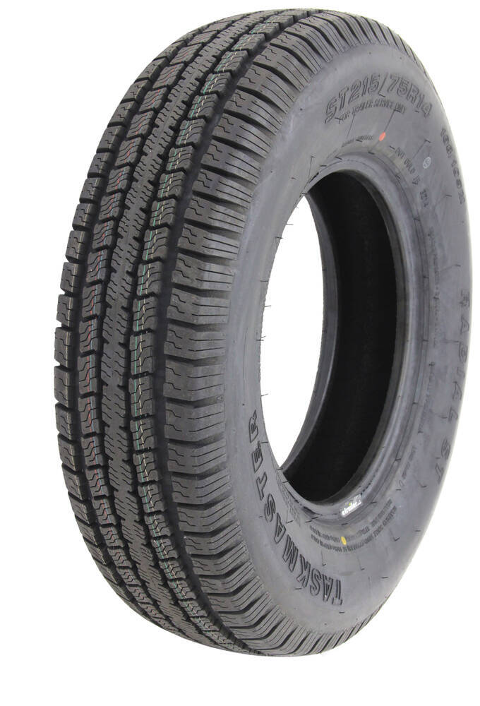 Provider St215 75r14 Radial Trailer Tire Load Range D Taskmaster