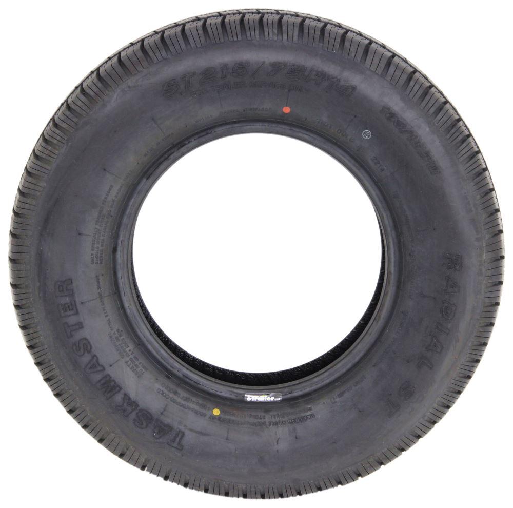 Provider ST215/75R14 Radial Trailer Tire - Load Range D ...