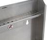 "Tow-Rax Aluminum Tool Cabinet w/ Folding Tray - 30"" Tall x 25-3/4"" Wide x 4-3/4"" Deep Pre-Drilled Holes TWSP30ATC"
