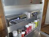 0  trailer cargo organizers tow-rax cabinets and shelves twsp30csa