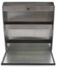 Tow-Rax Storage Cabinet Trailer Cargo Organizers - TWSP30CSA