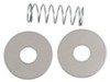 """Tow-Rax Aluminum Storage Cabinet w/ Folding Tray - 30"""" Tall x 27"""" Wide - Ma 30 Inch Tall TWSP30CSA"""