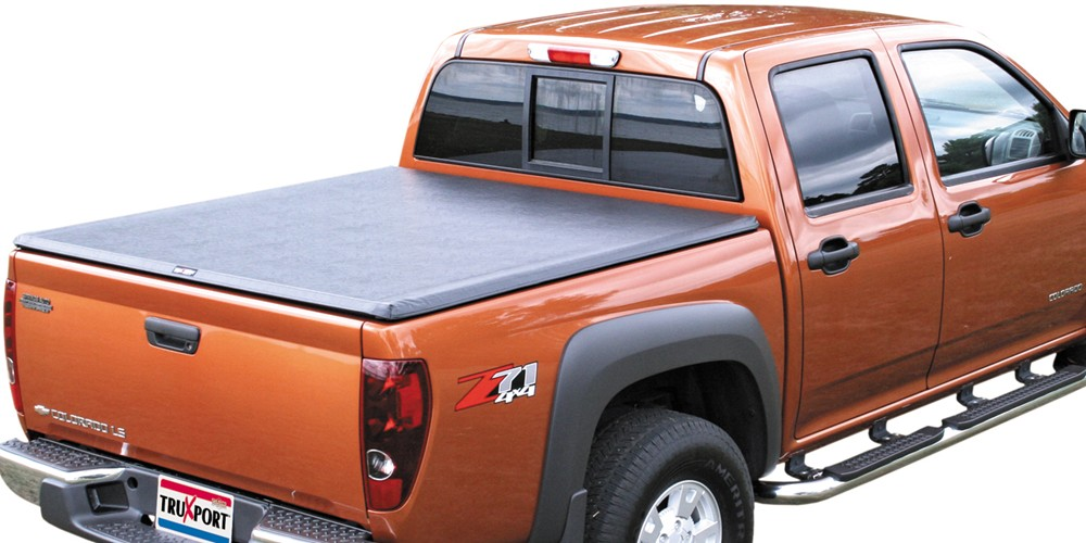 2008 chevrolet colorado truxedo truxport soft roll up. Black Bedroom Furniture Sets. Home Design Ideas