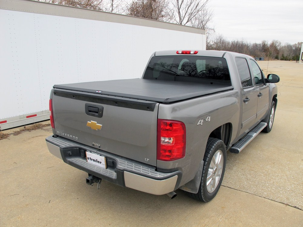 2013 Chevrolet Silverado Truxedo Truxport Soft Roll Up