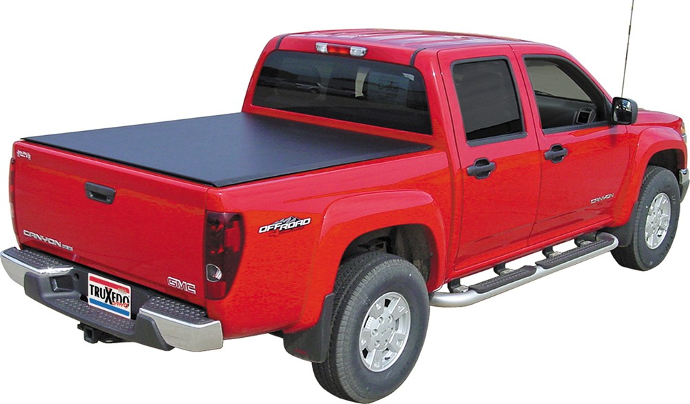 2008 chevrolet colorado truxedo lo pro qt soft roll up. Black Bedroom Furniture Sets. Home Design Ideas
