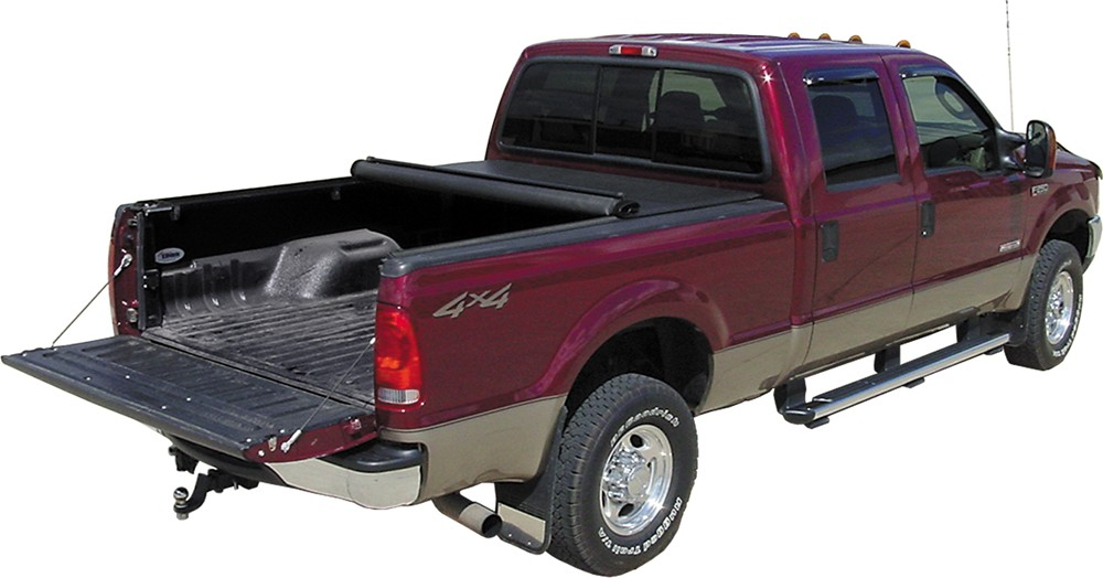 soft tonneau cover installation instructions
