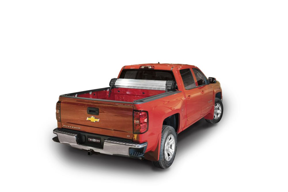2015 chevrolet colorado tonneau covers truxedo. Black Bedroom Furniture Sets. Home Design Ideas