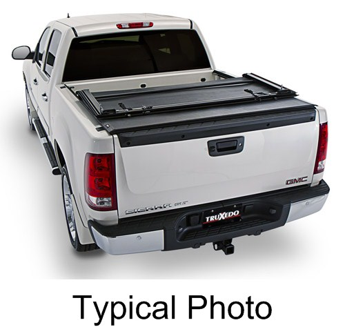 Truxedo Requires Tools for Removal Tonneau Covers - TX748901