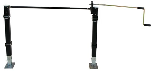 ultra-fab economy landing gear set with handle and connecting rod - 37 u0026quot  lift