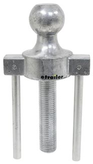 Fifth Wheel To Gooseneck Hitch >> Replacement Gooseneck Tripod Ball Assembly for Ultra-Fab ...