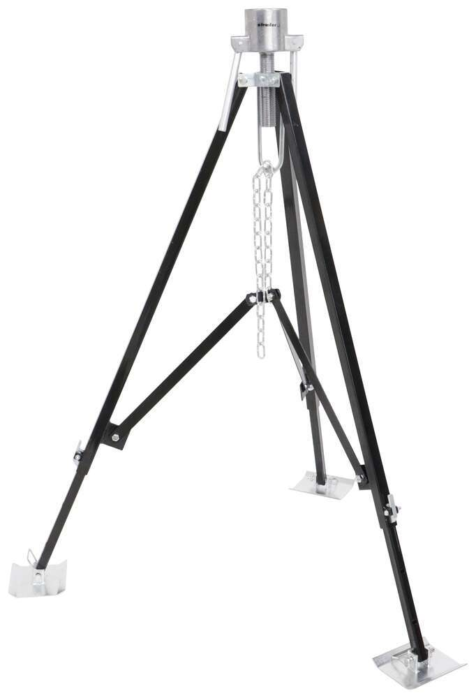 Ultra-Fab Products Fifth Wheel Tripod Camper Jack - UF19-950600