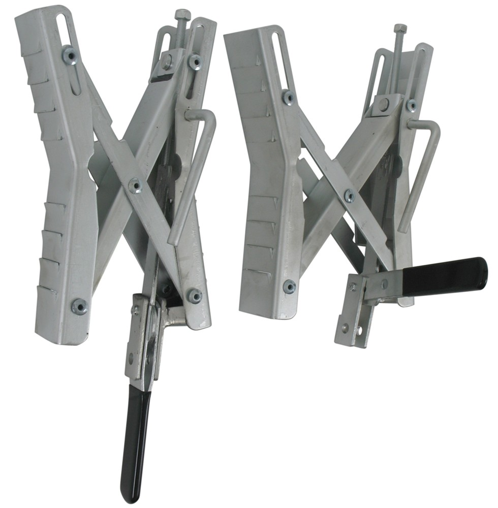 Camper Wheel Chocks >> Ultra-Fab Chock and Lock Wheel Stabilizers for Tandem-Axle ...
