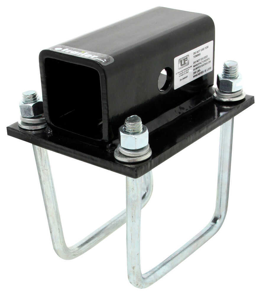Ultra Fab 2 Motor Home Trailer Hitch Receiver For 4 1 X Wiring Diagrams Of 1963 Plymouth 6 Savoy Belvedere And Fury Part Bumpers Products Rv Camper Uf35 946401