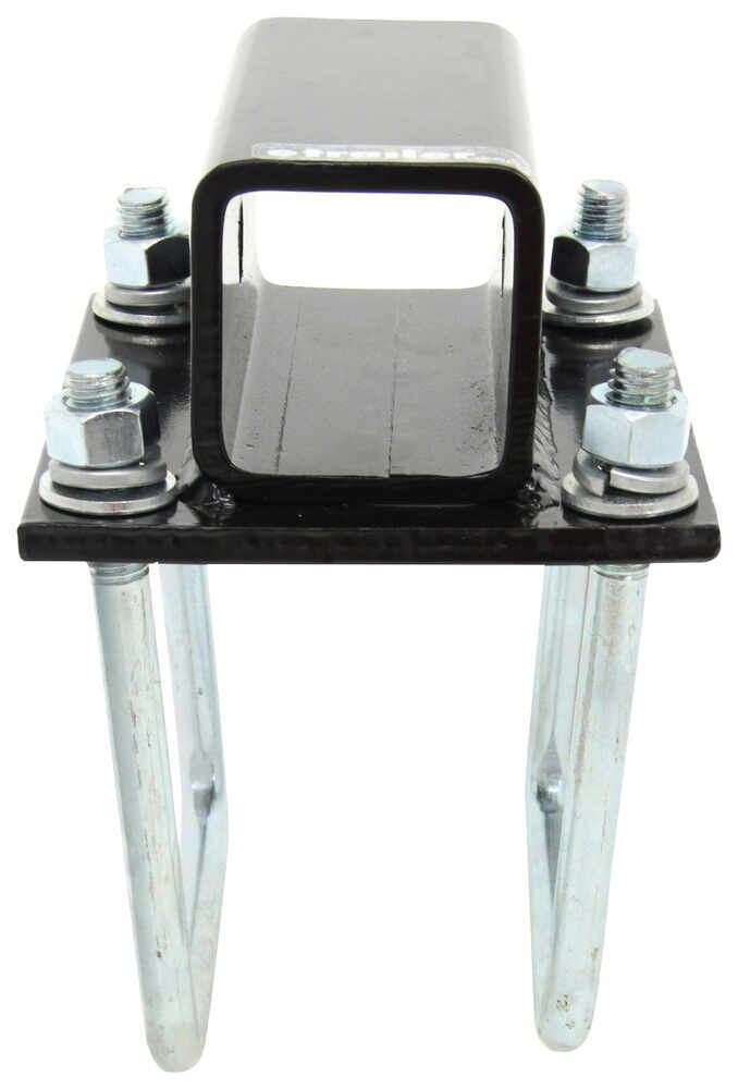 "Rv Bumper Hitch >> Ultra-Fab 2"" Motor Home Trailer Hitch Receiver for 4-1/2"" x 4"" Bumpers Ultra-Fab Products RV and ..."