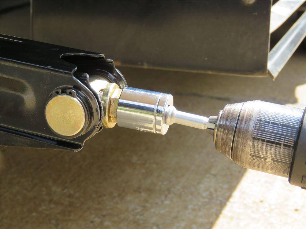 Scissor Jack Socket Rv Leveling Drill Adapter Crank Camper Hex Drive Jacks Auto Parts And Vehicles Moonnepal Com