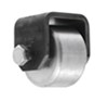 """Ultra-Fab Steel Mini-Roller for Trailers and RVs - Weld On - 1-1/2"""" Wide x 2-1/2"""" Tall 2-1/2 Inch Diameter Roller UF48-979022"""