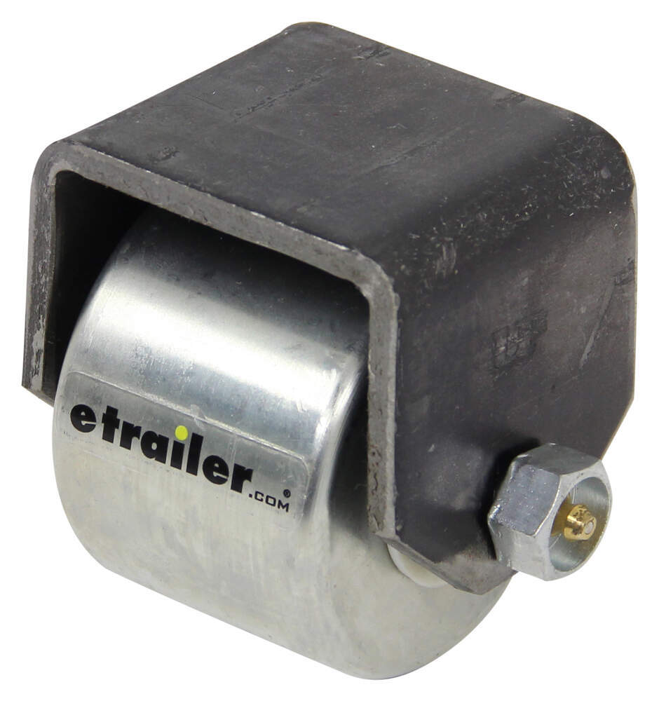Ultra Fab Steel Jumbo Roller For Trailers And Rvs Weld