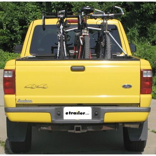 dodge ram pickup truck bed 3 bike carrier topline. Black Bedroom Furniture Sets. Home Design Ideas