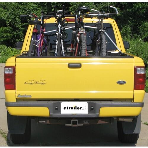 Topline Compact Trucks,Mid Size Trucks,Full Size Trucks Truck Bed Bike Racks - UG2500-4